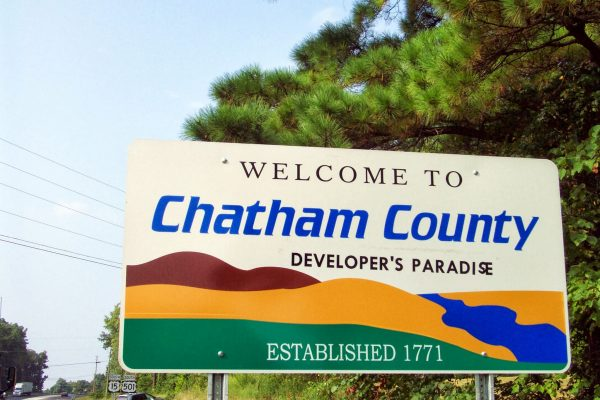 Chatham County Developers Paradise