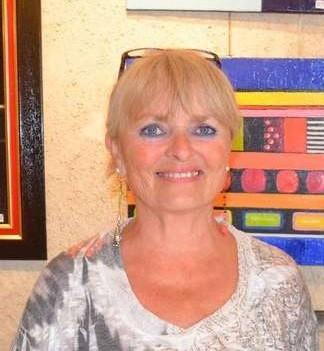 Dominique Belut presidente association chapelle des arts
