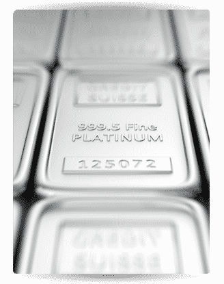 platinum bars for a platinum cash loan