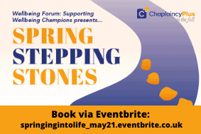 Wellbeing Forum May 2021