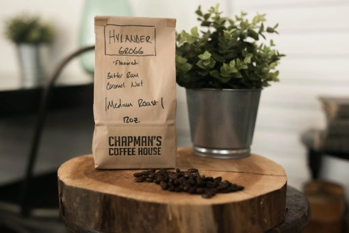 Chapman's Coffee Hylander Grogg Coffee