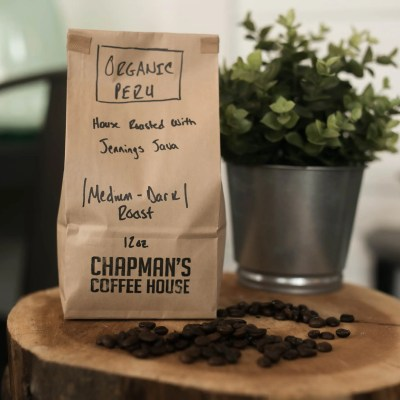 Chapman's Organic Peru Coffee