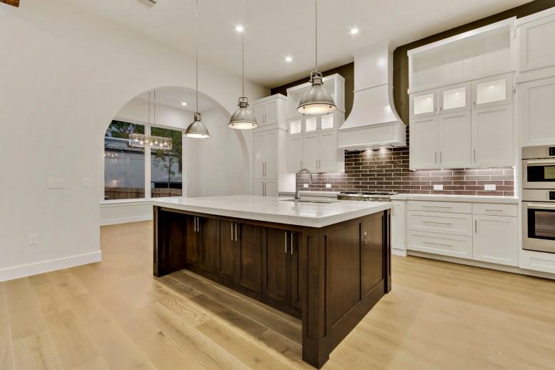 Modern Kitchens | Chapman Woodworks