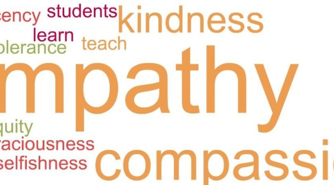 The Need for More Empathy