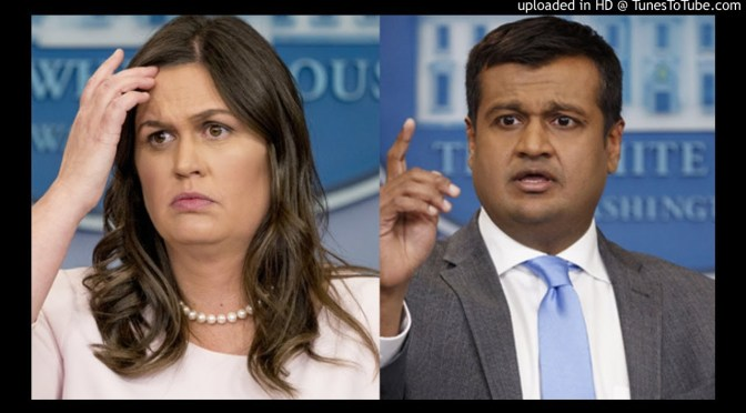 Sarah's & Raj are Looking for Some Jobs