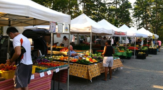 Thoughts About Farmer's Markets