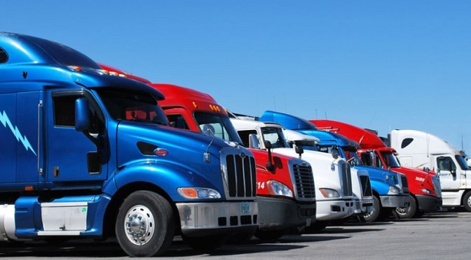 Women Truckers & Trucking As An Economic Indicator