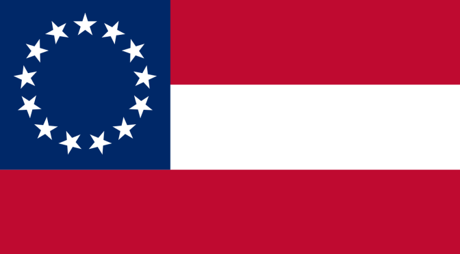 Let's talk about the Confederate flag