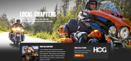 Chapters Harley Davidson