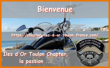 Iles d'Or Toulon Chapter VAR France