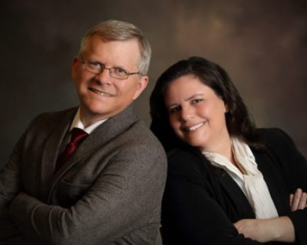 Mike Ely and Linda Street-Ely Author Photo