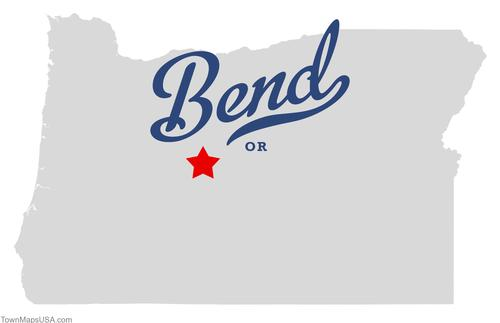 Image result for welcome to bend oregon sign