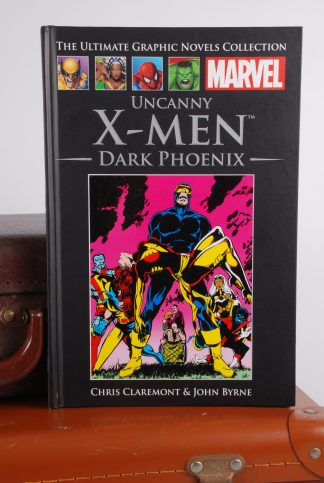 Uncanny X-Men: Dark Phoenix - Front Cover - Book