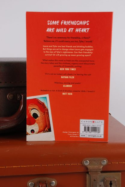 Animals - Back Cover - Book