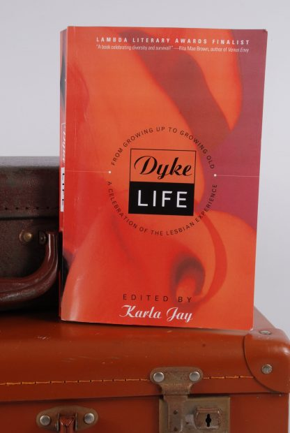 Dyke Life - Front Cover - Book