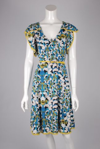 My Collection Tea Dress - Size XL - Front