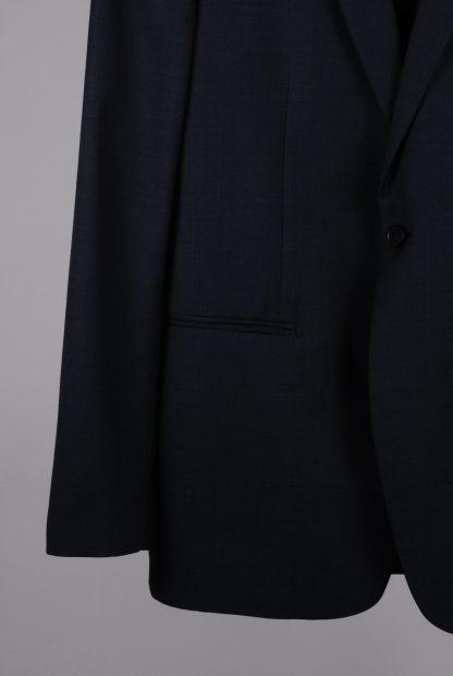 Reiss Blue 2 Piece Suit - Size 44 - Jacket Hem