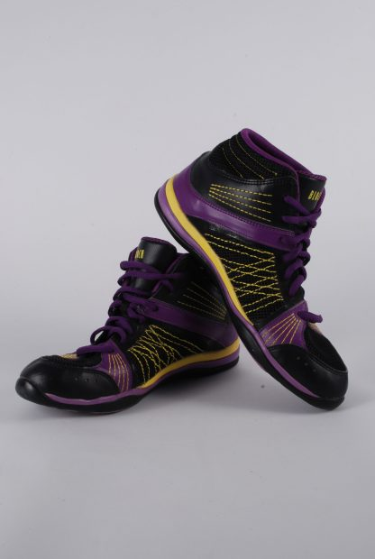 Bloch Hi Top Trainers - Size 7 - Front