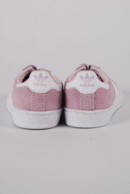 Adidas Ortholite Pink Trainers - Size 5 - Back