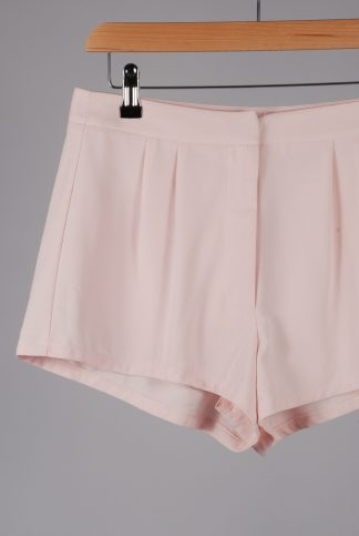 Forever 21 Pastel Pink Shorts - Size M - Front Detail