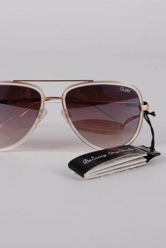 Quay Australia All In Sunglasses - Front Detail