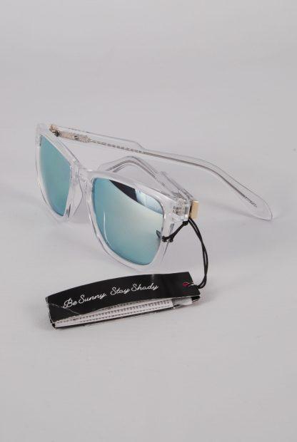 Quay Australia Hardwire Sunglasses - Side Detail