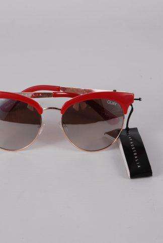 Quay Australia Cherry Sunglasses - Front Detail