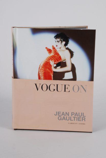 Vogue On Jean Paul Gaultier - Front