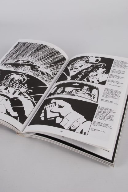 Frank Miller's Sin City - Volume 3: The Big Fat Kill - Inside Page