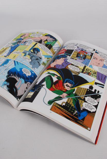 Batman Knightfall - 25th Anniversary Edition - Volume 1 - Inside Page