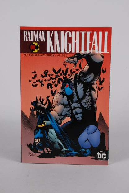 Batman Knightfall - 25th Anniversary Edition - Volume 2 - Front