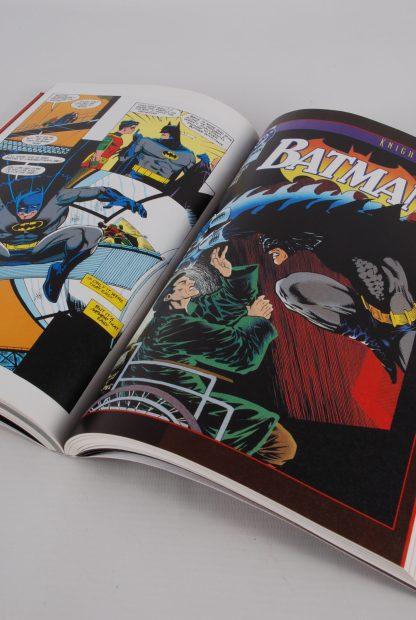 Batman Knightfall - 25th Anniversary Edition - Volume 2 - Inside Page