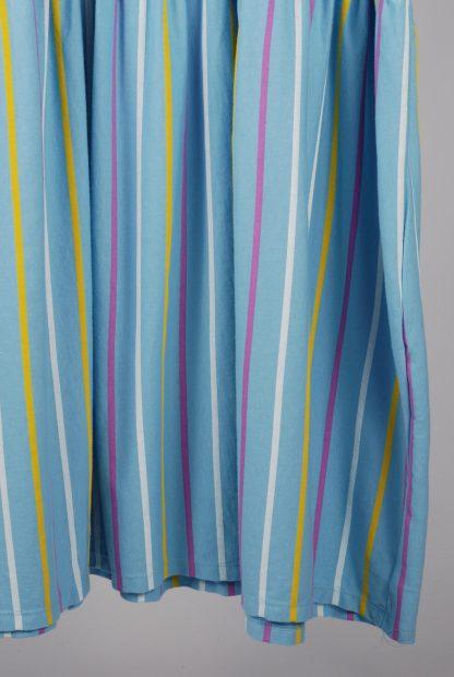 ASOS Curve Striped Jersey Smock Dress - Size 26 - Back Hem