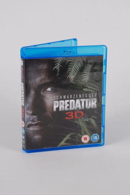 Predator 3D - Blu Ray - Front