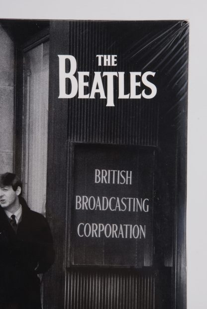 """The Beatles - Live At The BBC - 3x 12"""" Vinyl - Front Detail"""