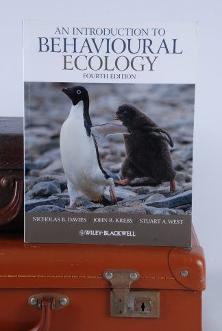 An Introduction To Behavioural Ecology - Front