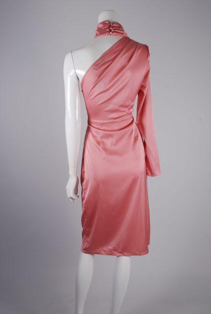 Nasty Gal Pink Dress - Size 10 - Back