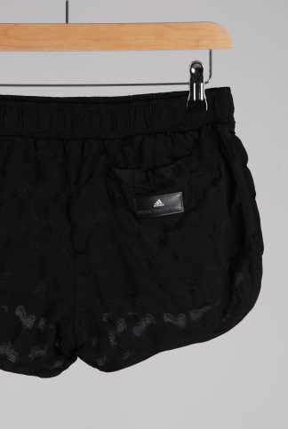 Adidas X Stella McCartney Black Shorts - Size S - Back Detail