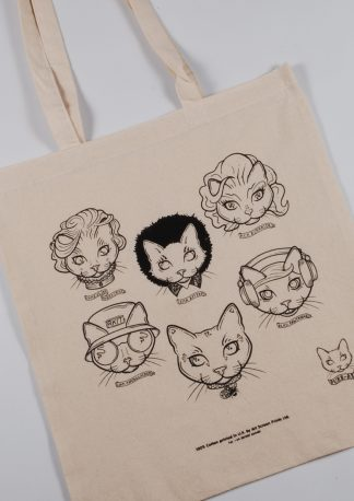 Purr-Aid 2021 Tote Bag - Front Detail