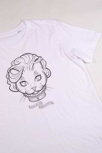 Purr-Aid 2021 T-Shirt - Emmewline Pankhurst - Flatlay