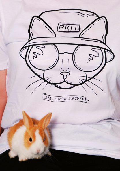 Purr-Aid 2021 T-Shirt - Liam Miaowllagher - Model Detail