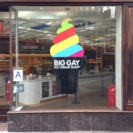 Big Gay Ice Cream Shop.
