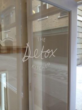 The Detox Kitchen, Kingly Street.