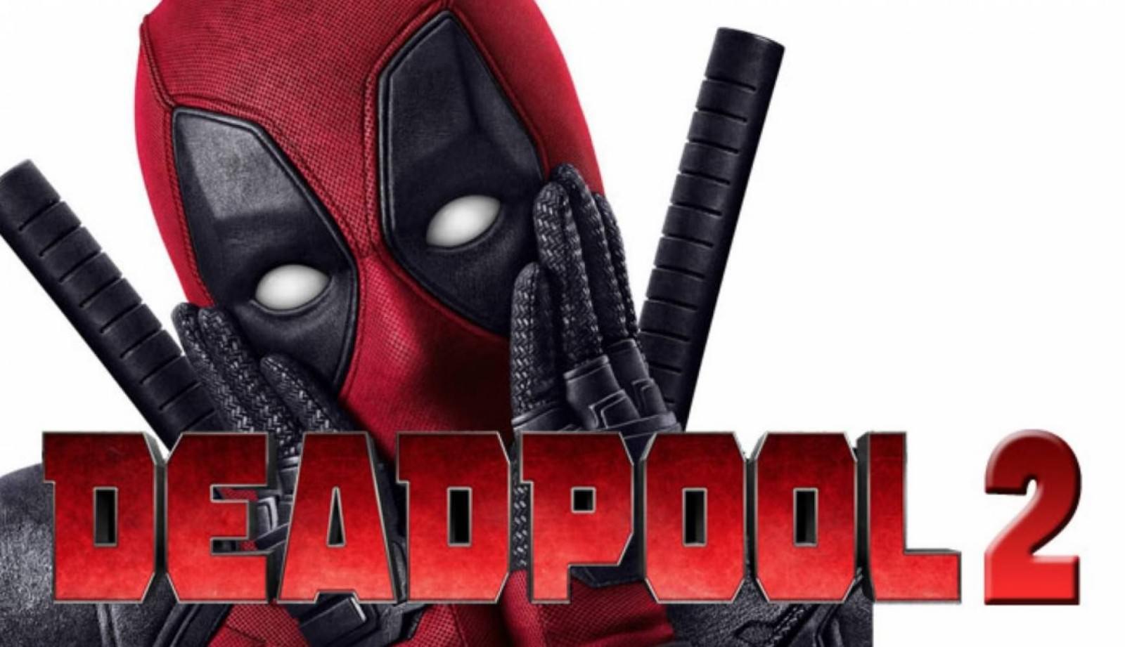 Movie, Deadpool 2(美國) / 死侍2(台.中.港), 電影海報, 橫版