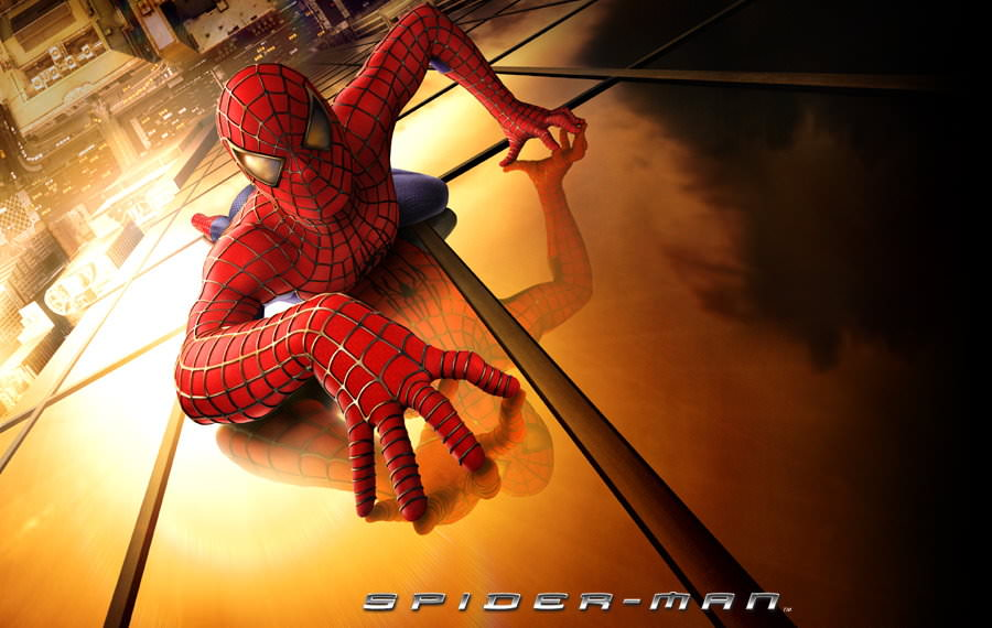Movie, Spider-Man(美國, 2002年) / 蜘蛛人(台灣) / 蜘蛛侠(中國) / 蜘蛛俠(香港), 電影海報, 美國, 橫版