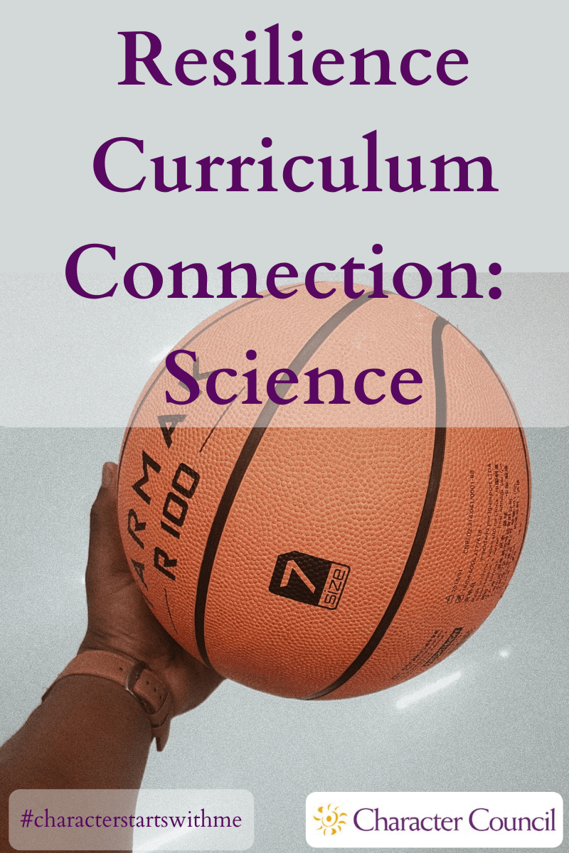 Resilience Curriculum Connection - Science