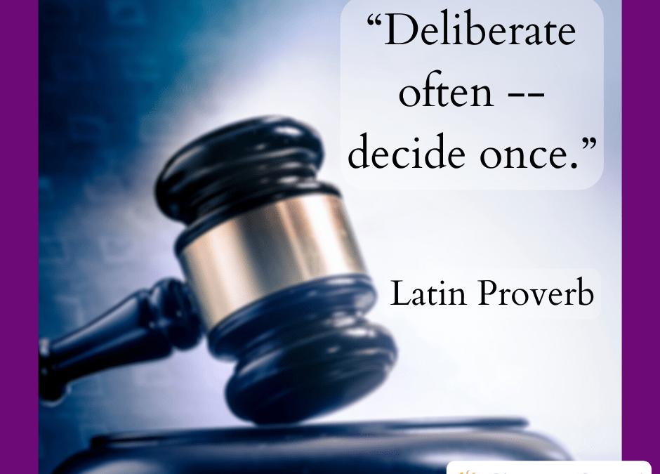 Decisiveness Quotes
