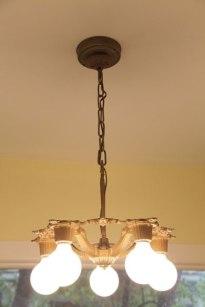 Cunard-chandelier