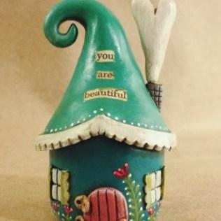 Gnome House © Jessica Jane Handmade