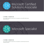 Enjoying The End of Year 2014 With Last Microsoft Exams :) #Microsoft #MCS #MCSA #O365 #Azure